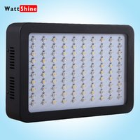 Wholesale Best design and hot selling w LED Plant Grow Light w full spectrum bands for veging Flowering Hydroponics System