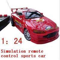 Wholesale mini rc remote control car model cheap electric car fashion model kids toys gift