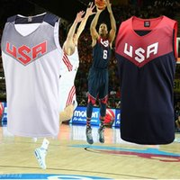 olympic basketball jersey - high quality Olympic Game America Dream Team USA basketball Jersey shorts a set training suit men basketball clothes
