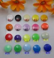 Wholesale you can choose the colors Sets Size T5 mm KAM plasticCute Snap Buttons For Clothes Bib Diaper Colors Scrapbook