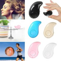 Cheap Superior Mini S530 Stereo Wireless Bluetooth Headset In-Ear V4.0 Stealth Earphone Earbud Headphones Handfree Universal for All Phone