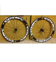 bmx bike - Mavic cosmic wheels decal ull carbon road bike wheels mm rim mm width weave bicycle wheelset C Racing bicycle wheels