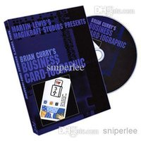 magic card tricks - Brian Curry Business Card Cardiograph magic trick send by email by magic castle