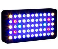 Wholesale 30 dhl free Unique Desig Wifi led aquarium light w Full Spectrum for Reef Coral fish tank LED aquarium lighting