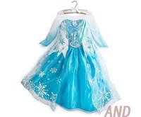 Cheap Frozen dress Best Kids Clothing