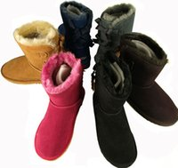 womens snow boots - newNEW Womens boots BAILEY BOW Boots Snow Boots for Women