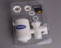 Wholesale Household Water Purifiers Environmental Water Guards Faucet Filters Water Purification order lt no track