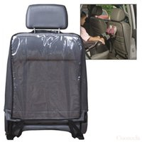auto pvc mat - PVC Auto Car Kick Mat Seat Dust Proof Protective Cover Back Protectors for Children Babies Dogs Good Quality Brand New