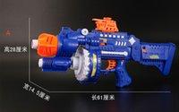 Wholesale toy sniper rifle nerf gun Bullet toy gun electric soft bullet toy gun for children boys style