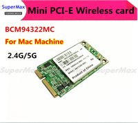 Wholesale BCM94322MC G G For Apple Airport Extreme Wireless WIFI Card For All Mac Pro order lt no track