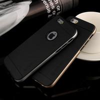 Wholesale Verus DAMDA Hybrid Hard PC TPU Case for iPhone S Plus iPhone S Galaxy S6 Note Cover Bumblebee Logo Hole Slim Armor MOQ