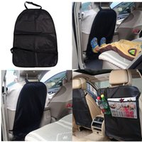 Wholesale Auto Care Seat Back Protector Cover For Children Kick Mat Very Easy To Keep Clean Accessories For Cars