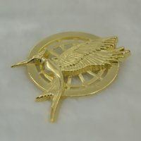 african fashion trends - Zhang Chi literary trend fashion bird wings brooch latest quot Hunger Games Xinghuoliaoyuan quot Bird parrot brooch brooch ZJ y