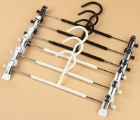 plastic pants - hanger adult clothes Storage Holders pants hanger clothing hangers pants metal material hanging