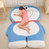 Wholesale New Korean KG Plush Toy Tatami Mattress Lovers Gift Animals Mattress Cartoon doraemon Bed For Adult Styles Memory Foam Mattress
