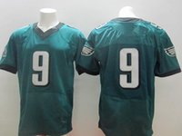 Cheap Wholesale - 2014 new Elite Jerseys #9 Foles Size 40-56 Stitched Mix Order American Football JERSEY high quality