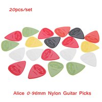 alice guitar picks - New Arrival Alice Guitar Picks AP G mm Projecting Nylon Guitar Picks Guitar Plectrums set I654
