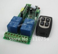 ac voltage transmitter - AC V V V RF CH Wide Voltage Waterproof Remote amp Receiverrf transmitter and receiver