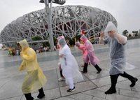 adult rain gear - retail useful Fashion clear PVC women Mens Girls Boys Rain Coat oneoff raincoat portable raincoat rain gear whcn