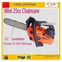 Wholesale 25cc mini chain saw Craftsman gas powered cc cc cc cc cc ChainSaw chain saw