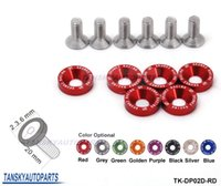 Wholesale Tansky Hot Selling Fender Washers Bumper Washer Lisence Plate Bolts Kits for CIVIC ACCORD TK DP02D