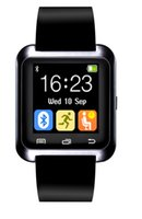 anti lost - Bluetooth Smart Watch U80 MTK Wrist Watch Anti Lost for iPhone for Samsung S4 S5 Note Note BT Notification for Android Phone