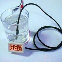 Wholesale 1pcs DS18b20 Waterproof Temperature Sensors Thermistor Temperature Control Area K5BO