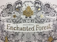 best adult books - Best Quality Gold Plating Enchanted Forest Book An Inky Treasure Hunt and Coloring Book Adult Children Painting Book Decomperssion Toy