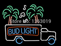 available trucks - Revolutionary Neon Light Bud Light New Magic Beer Truck Neon Beer Signs24 quot x20 quot Available multiple Sizes
