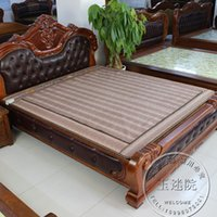 Wholesale TANG Yu brand jade electric heating infrared health mattresses mesh dual temperature control quality assurance