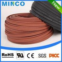 (8 mm de Ancho) de 30 metros por mucho calentador de agua solar del tubo de desempañador de la auto-regulación de traceado cable
