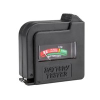 Wholesale Universal V AA AAA C D Button Cell Battery Volt Tester