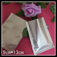 aluminum plastic composite - 300pcs Aluminum foil composite bag food bag Packaging bags plastic bag x13cm