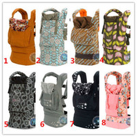 ergo baby carrier - Details about Cotton Canvas Baby Carrier Ergonomic Baby Carrier Front Back Pack Ergo gift