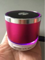 Wholesale F12 Wireless Bluetooth Speakers Mini Portable Speakers Plug In Card Bass Red Color