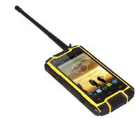 dual os - DIGOOR DG1 IPS Screen GSM G MTK6582 Quad Core Android OS PTT Walkie Talkie IP68 Rugged Waterproof Mobile Phone