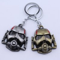 ants car - 2015 marvel Ant Man keychain movie key chain kids christmas gifts keyring E191