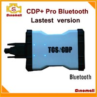 Wholesale NEW TCS CDP cdp plus keygen with bluetooth software for cars trucks generics DS150 DS