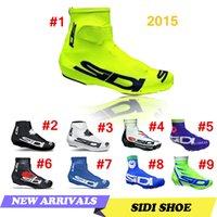 bike cover - 2015 New arrives SIDI Brand Cycling Shoe Cover Full Zip MTB Bike Shoe Cover Pro Road Racing Bicycle Shoe Covers