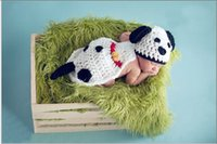 baby dog photos - Newborn Baby Girls Boys DOG Crochet Knit Costume Photo Photography Prop Outfits