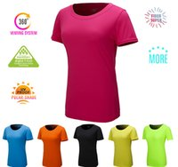 best shirts for men brands - Best Quality Brand Running Fitness T Shirts Summer Tops Sport Shirt Quick Dry Women Tee Shirt For Camping Hiking Outdoor
