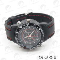 Wholesale Mini camera watch GB memory Hidden Mini DV DVR SPY Camera Camcorder Video Recorder Sport Wrist Watch