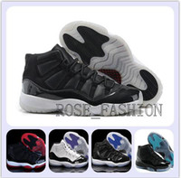 basketball athletic shoes black red - Retro Basketball Shoes Retro XI Men Sports Shoe Black Gym Red White Anthracite Athletics XI Sneakers Discount shoes