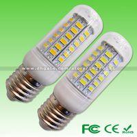 Wholesale AC110V AC220V W W W W W SAMSUNG SMD5730 E14 E27 GU10 G9 B22 Energy Saving Lampada LED Corn Light Bulb