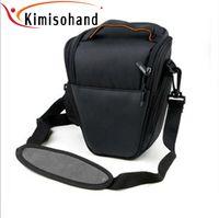 Wholesale Kimisohand High quality Camera Case Bag for DSLR NIKON D4 D800 D7000 D5100 D5000 D3200 WholesaleD3100 D3000 D80