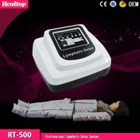 Cheap Pressotherapy Best lymphatic equipment