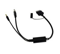 mini cd adapter - USB AUX Audio Cable CD Adapter For BMW MINI For iPhone G GS S iPod