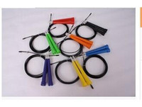 jump rope wholesale - Sport Accessories Wire Speed Skipping Adjustable Jump Rope Crossfit M Original Cable