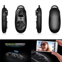 Wholesale Free DHL multifunctional bluetooth remote control gamepad camera Shutter wireless mouse for Iphone IOS SAMSUNG android laptop TV BOX