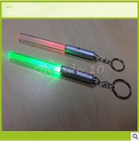 antique sabre - 5000pcs CCA3121 High Quality Star Wars LED Light Saber Sabre Flashlight Torch Keychain LED Light Saber Sabre Flashlight Torch Key Rings